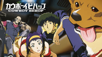 Is cowboy bebop, Season 1 on Netflix?
